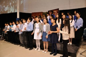 MS and SS Christmas Concert 2014 1