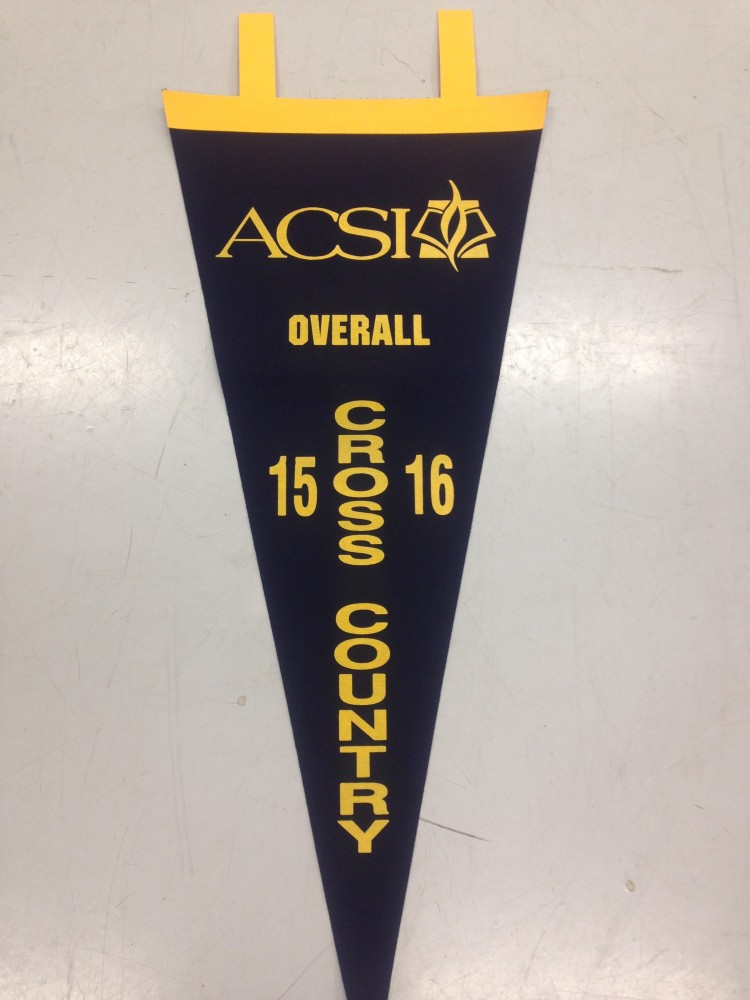 2015-16 ACSI Cross Country Overall Banner