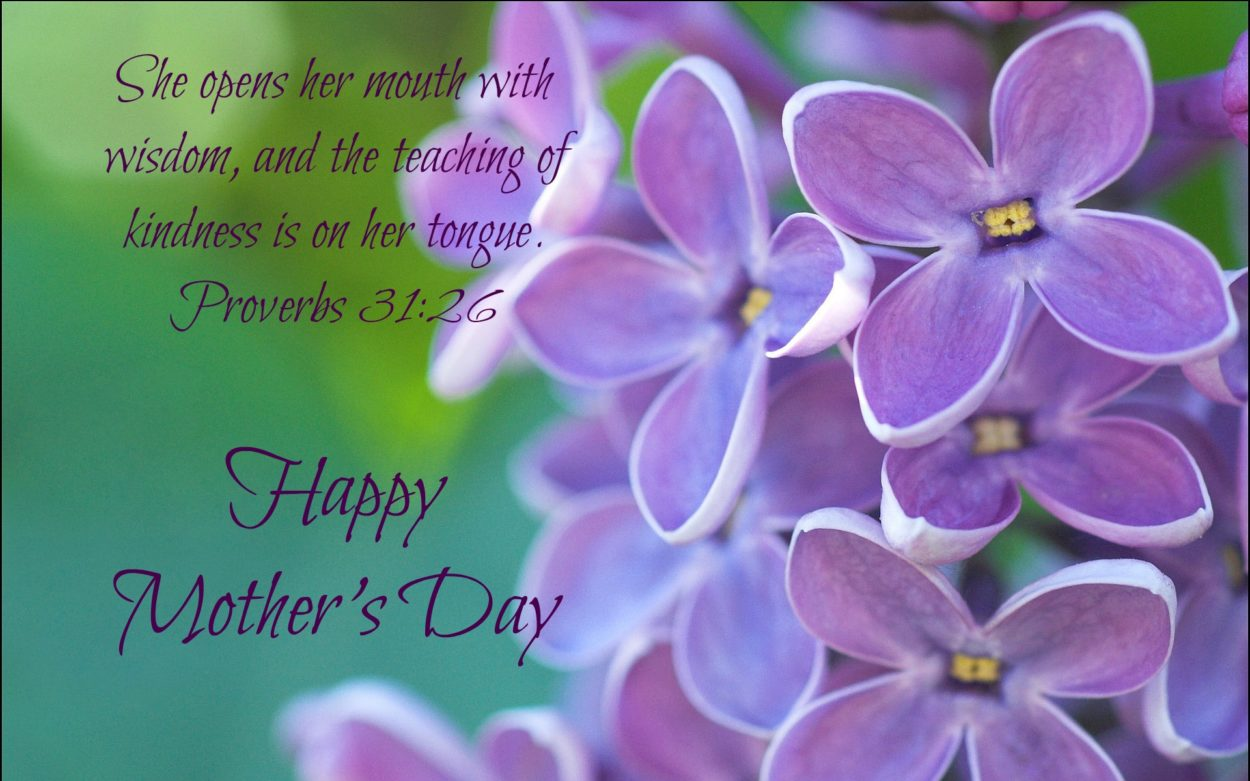 Peoples Christian Academy   Happy Mother's Day - Peoples Christian Academy