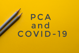 PCA and COVID-19